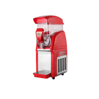 Snow Melting Ice Granita Smoothie Slush Machine For Sale