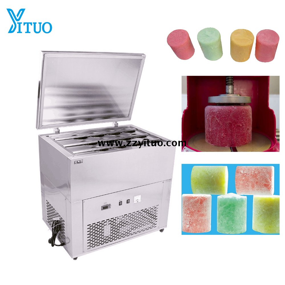 New Product Tasty 12 Barrels Snow Block Ice Machine