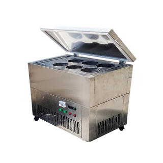 Industrial Shaved Snow Commercial Ice Block Making Machine