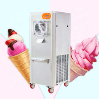 2020 Hot Sale Hard Ice Cream Machine Hard Ice Cream Filling Machine For Commercial Use