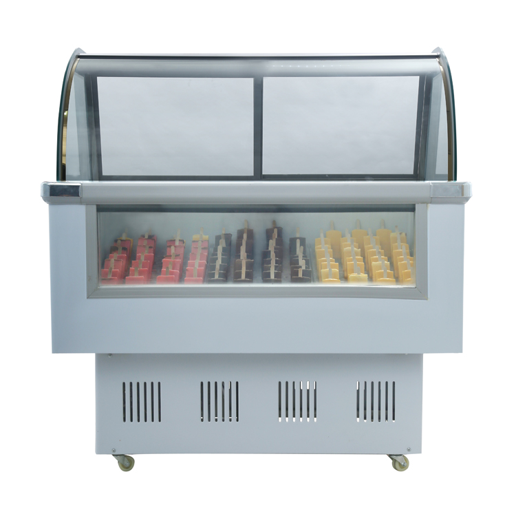 2021 Wholesale New Popsicle Showcase Ice Lolly Display