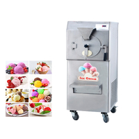 High Quality Best Selling Hard Ice Cream Machine