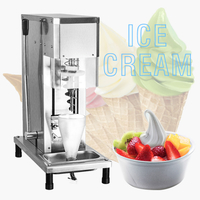 YT-FI Real Fruit Ice Cream Mixer Vending Machine