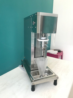 Commerical Application Soft Frozen Real Fruit Ice Cream Machine