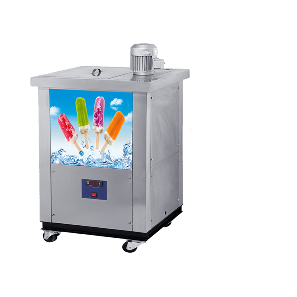 Vertical Type 1 Mould Popsicle Sticks Machine